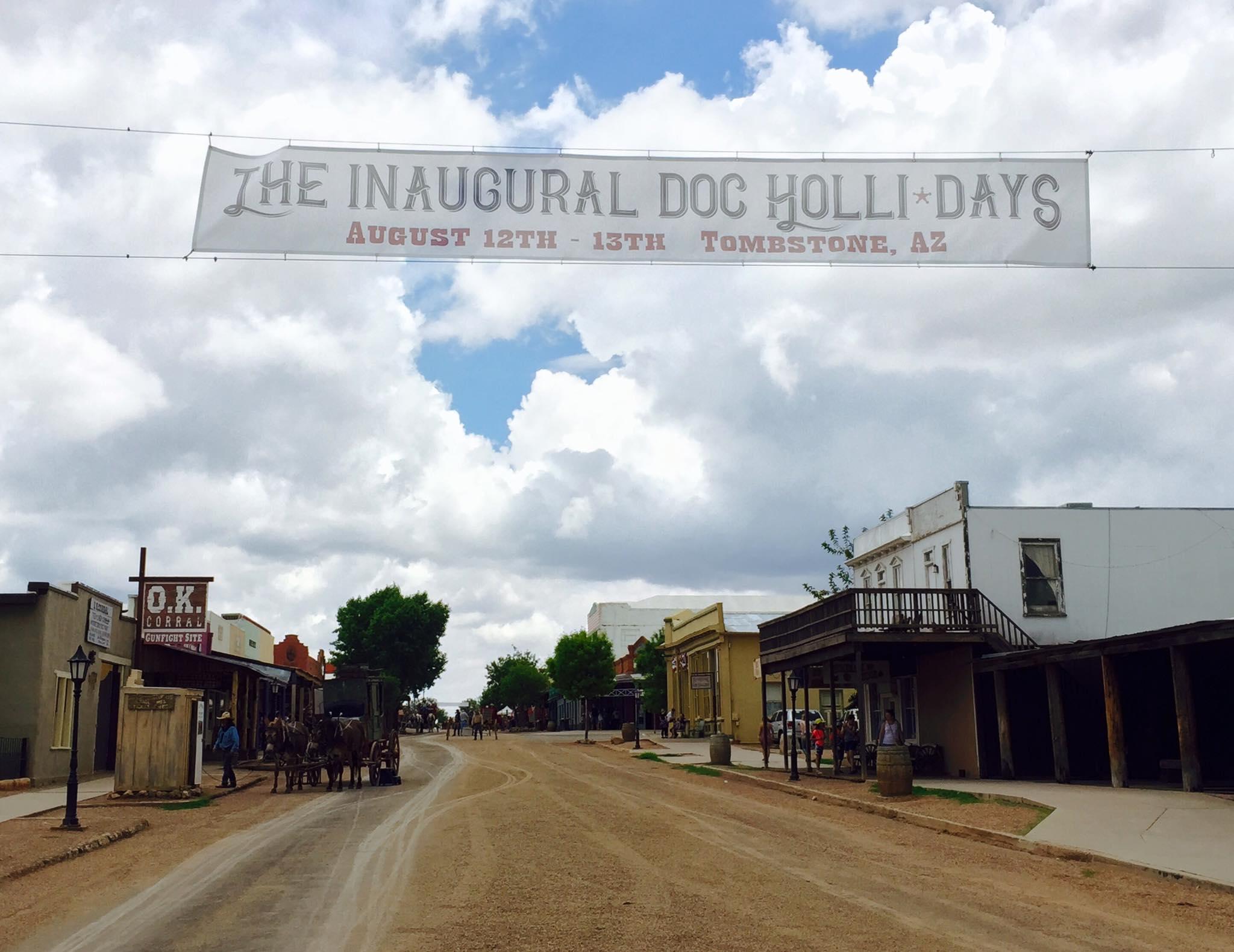 DocHollidays banner